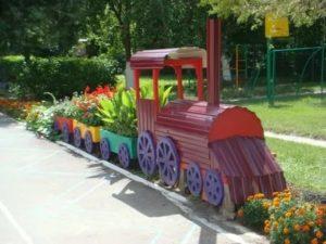 Благоустройство детских площадок в детском саду своими руками