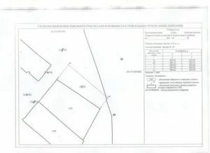 Как составить схем пользования земельным участком