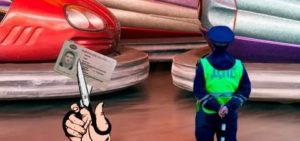 Лишают ли прав за дтп без пострадавших