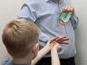 Меры воздействия на неплательщика алиментов