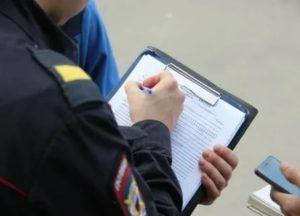 Административный штраф за нарушение права нарушение паспортного режима