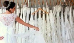 Причины возврата свадебного платья