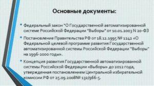23 статья 20 фз о гас выборы