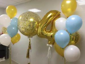 Как выгодео заняться бизнесом воздушные шары