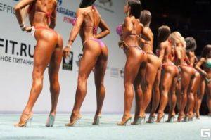 Фитнес бикини требования к участникам