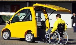 Машины для инвалидов в россии 2020
