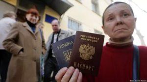 Гражданство рф для жителей крыма законодательство