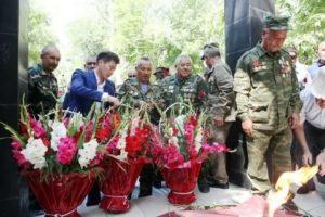 Земляные участки для афганцев