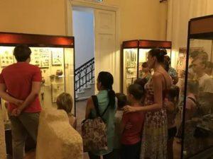 Бесплатное посещение музеев многодетными семьями