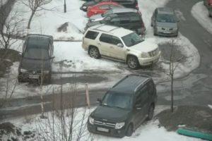 Определение газона в пдд москва зимой