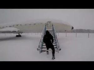 Сдача на права самолет