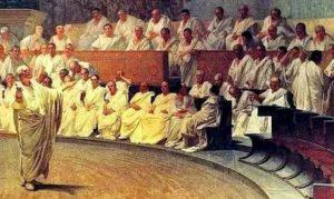 Выдающиеся ораторы в юриспруденции