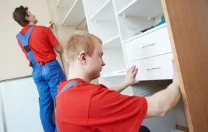 Защита потребителя при некачественной сборке мебели