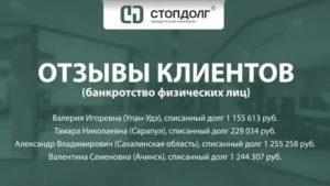 Банкротство физических лиц отзывы прошедших процедуру пермь