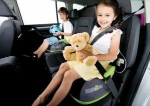 Разрешено ли использование бустера для детей