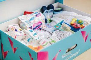 Подарок новорожденному в россии