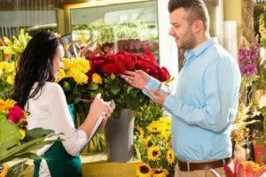 Покупатель может вернуть цветы в магазин