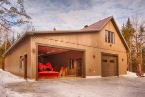Здание гаража назначение
