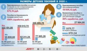 Какие выплаты полагаются за 3 ребенка в 2020 в москве