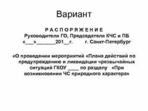 Кто издает приказ о приостановке занятий в школе при чс