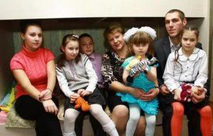 Семейный детский дом в россии зарплата